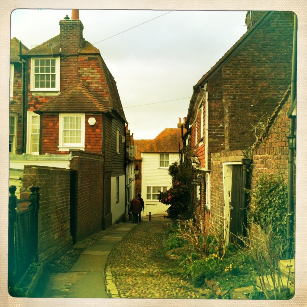 Rye, Sussex, England